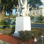 Visit our Four Freedoms Monument in Madison, Florida
