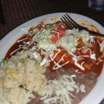 Delicious food, great portions, reasonable prices. My husband and I enjoyed the food & drinks an