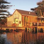 Boathouse Retreat