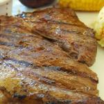 Steak meal on their lunch menu $15