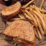 BLTT Sandwhich!  yummy!