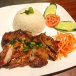 Fabulous Grilled Chicken with Lemon Grass and Chilli