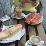Desayuno  con encanto