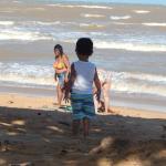 a beira do mar