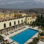 la grande piscine du palais Jamai