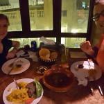 Pratos com carne de camelo