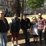 Walking Group Small group tour amsterdam