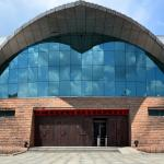 Ji'an museum exterior