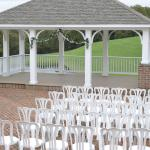 Outdoor Ceremony @ Morningside Inn
