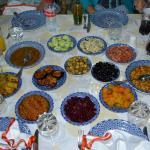 salad marocain