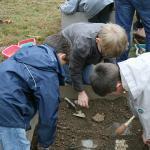 L'atelier archéologie