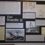 Fort Ocracoke documents.