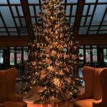 Celebrating the holidays at the Four Seasons Lodge at Koele.