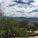 Oaxaca desde Monte Alban