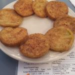 Best fried green tomatoes on earth-and enough for 2 or more!