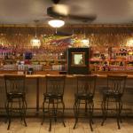 Bar at Splasher's Grill
