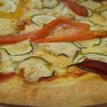 Unsere Pizza Ortolana