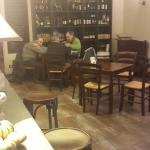 Nove100_Caffe, Libri & Sangiovese