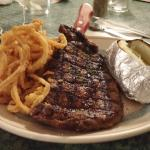 Ribeye @ Lee's Inlet Kitchen, 4460 Hwy 17 Business, Murrells Inlet, SC