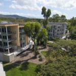 Aerial View of Itara Apartments