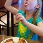 Kids rule on kids night every Tuesday!
