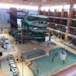 FABULOUS Water Slide Pool