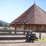 Civil War Horse Training Barn