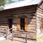 Civil War Officer's Cabin