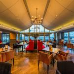 Restaurant Waves at the Kurhaus