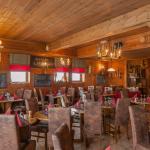 Hôtel Les Balcons Village à Belle Plagne - Restaurant l'Auberge des Balcons
