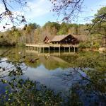 Foto de Three Lakes Nature Center and Aquarium