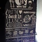 Foto di ely wine bar