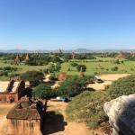 Landscape - Bagan Lodge Photo