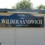 The Wilder Sandwich Company