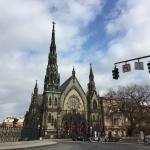 Beautiful Church - Maryland Green Stone