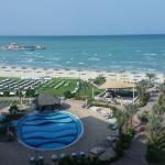 Danat Jebel Dhanna Resort Foto