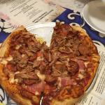 Pizza In Paradise Bild
