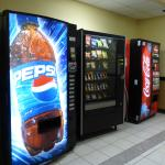 Vending Snack Center