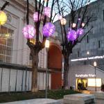 Kunsthalle Wien Museumsquartier Foto