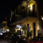 Hotel (street side)