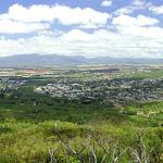 Panoramic view of Atherton
