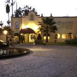 Entrada, Hotel Misión Comanjilla