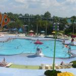 Pool - Disney's Pop Century Resort Photo