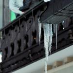 Winterromantik auf einen der Südbalkonzimmer