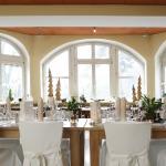 Restaurant festlich