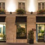 美爵巴黎香榭麗舍酒店