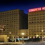 ‪The Congress Plaza Hotel and Convention Center‬
