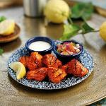 Tandoori chicken bites - 3 for £10 dishes
