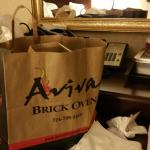 Aviva Brick Oven Pizza