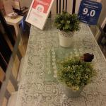 Common area + kitchen